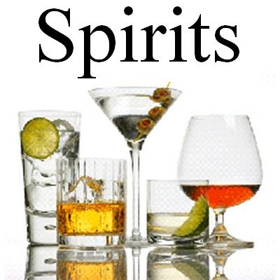 Spirits Category
